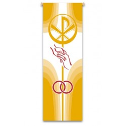 Sacrament of Wedding Banner