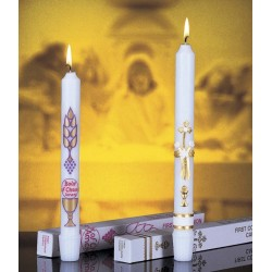 Sacramental Candle - First Holy Communion