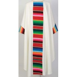 Latino Motif Vestment