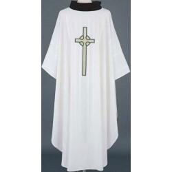 Cross Applique Vestment