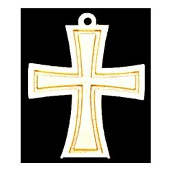 "Flared Cross, 1"""