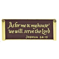 As For Me and My House... House Blessing