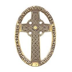 Celtic Cross House Blessing