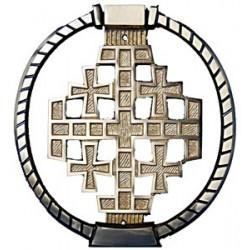 Jerusalem Cross Door Knocker