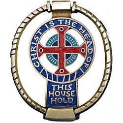 Christ Head of Household Door Knocker