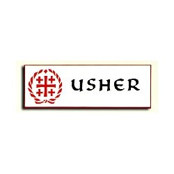 Usher Badge