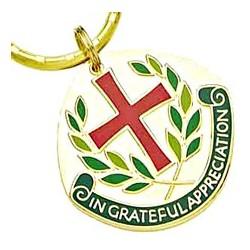 Grateful Appreciation Key Ring
