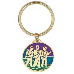 Emmaus Key Ring