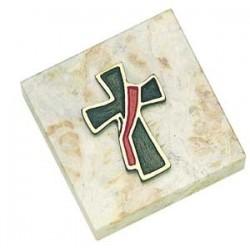 Deacon's Cross Paperweight