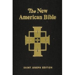 St. Joseph New American Bible (Deluxe Student Edition - Full Size)