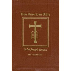 St. Joseph New American Bible (Deluxe Gift Edition - Medium Size)