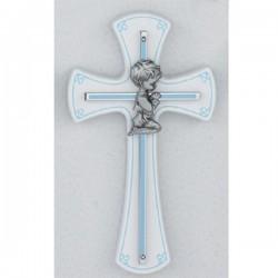 Praying Boy Crucifix