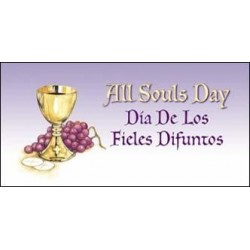 All Souls Day Offering Envelope (Spanish)