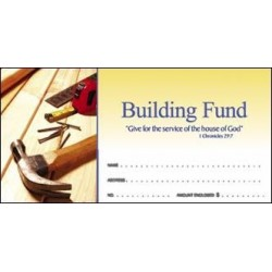 Building Fund Offering Envelope