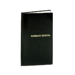 Economy Edition Register and Record Books