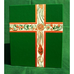 Liturgical Binder Green