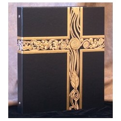 Liturgical Binder Black