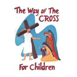 The Way of the Cross for Children (50/Box)