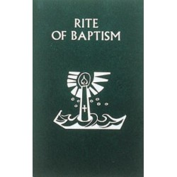 Rite of Baptism (Participation Booklet)