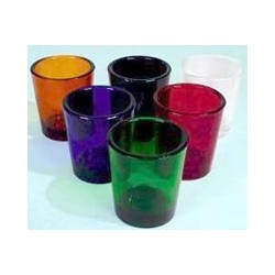 Glass Votive Cups