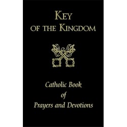 Key Of The Kingdom Prayer Book - Black
