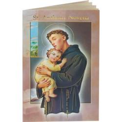 St Anthony Novena Book