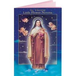 St Theresa Novena Book