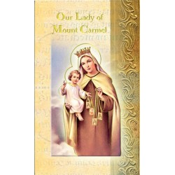 Biography of Our Lady of Mount Carmel