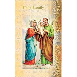 Biography of The Holy Family