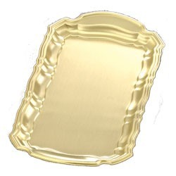 Brass Cruet Tray