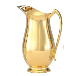 Gold Plated Flagon