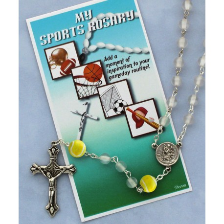 Sport Rosary-Tennis