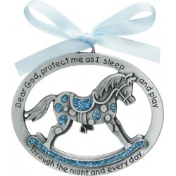 Hobby Horse Crib Medal