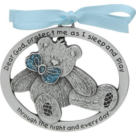Bear Crib Medal