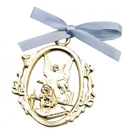 Crib Medal-Blue