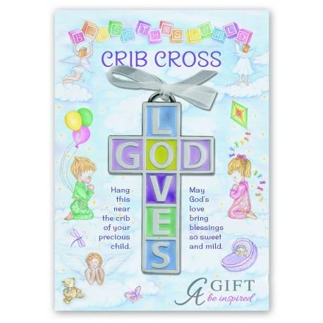 God Loves Cross