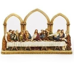 Last Supper with Arches