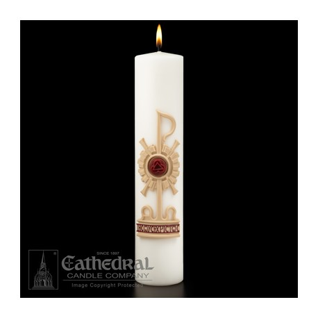 Christ Candle-Holy Trinity