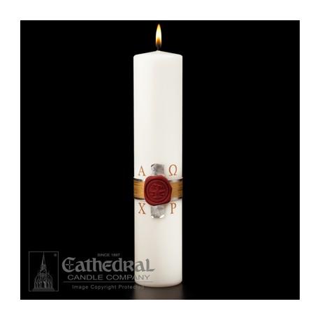 Christ Candle-Anno Domini