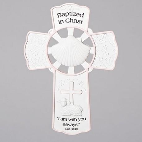 Baptim Wall Cross-Girl