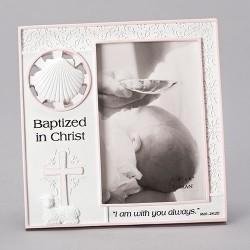 Baptism Frame-Girl