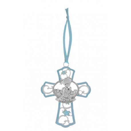 Boy Crib Cross