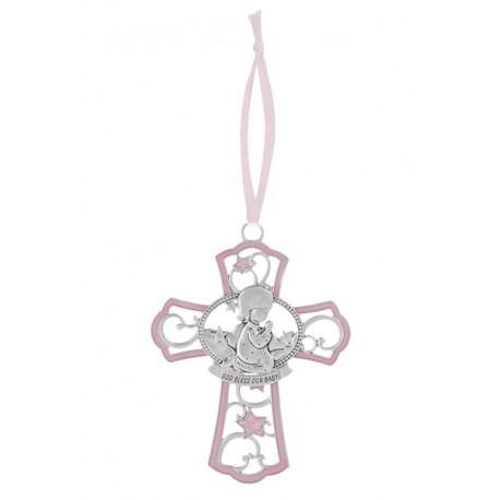Girl Crib Cross