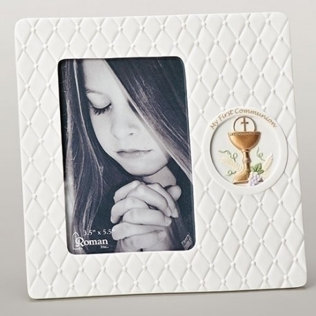 Communion Frame-Quilted