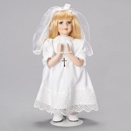 Communion Doll-Blonde