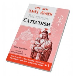 St. Joseph Baltimore Catechism-Grades 3, 4, and 5