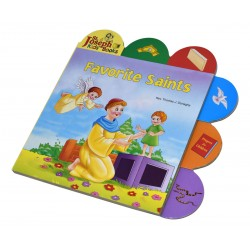Favorite Saints-Tab Book