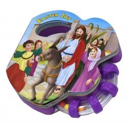 Easter Joy-Rattle Book