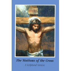 Stations of the Cross-Scriptural Version