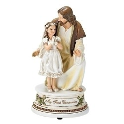 Jesus with Girl-Musical